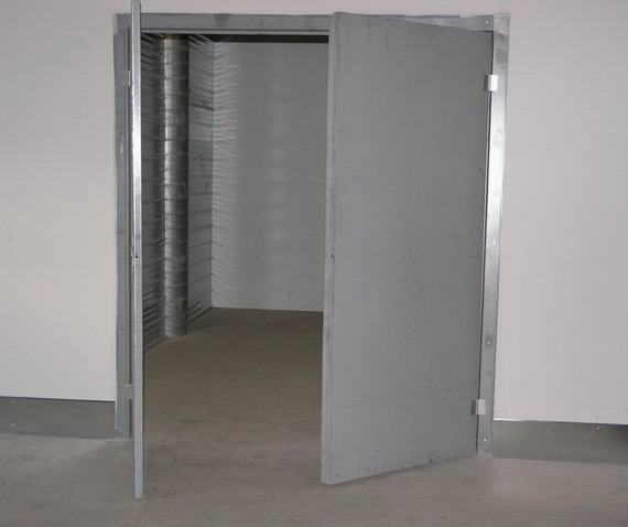 our goal is to produce superior quality steel swing doors for you and your customers